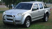 2010 Great Wall V240 K2 Super Luxury Silver 5 Speed Manual Utility The Narrows Darwin City Preview