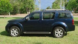 2007 Nissan Pathfinder R51 MY07 ST-L Blue 5 Speed Sports Automatic Wagon Winnellie Darwin City Preview