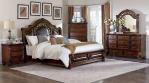 Queen Bedroom Set Sale | BRAND NEW FURNITURE SALE (ND 61)