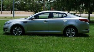 2013 Kia Optima TF MY13 SI Silver 6 Speed Sports Automatic Sedan Winnellie Darwin City Preview