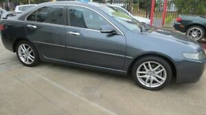 2005 Honda Accord MY05 Upgrade Euro Luxury Grey 5 Speed Sequential Auto Sedan West Croydon Charles Sturt Area Preview