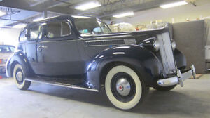 1939 PACKARD SIX (115-C) TOURING SEDAN