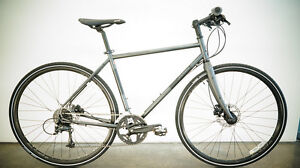 New Jamis Coda Elite Steel Chromoly Performance Hybrid Bicycle