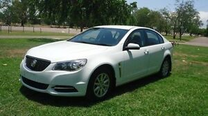 2014 Holden Commodore VF MY15 Evoke White 6 Speed Sports Automatic Sedan Winnellie Darwin City Preview