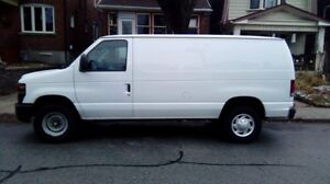 2013 Ford E-250 Commercial Van - NEW PHONE NUMBER!