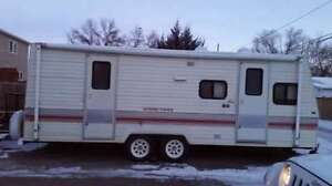 92 Fleetwood Wilderness 24ft Camper