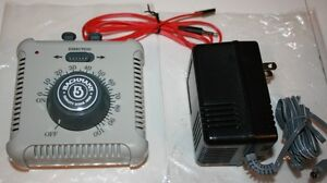 HO TRAIN - BEST BUY!! - NEW BACHMANN SPEED/DIRECTION CONTROLLER AND POWER SUPPLY