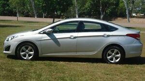 2012 Hyundai i40 VF2 Active Silver 6 Speed Sports Automatic Sedan Winnellie Darwin City Preview