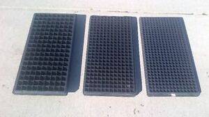 NEW--Greenhouse Plastic, Durable Seedling Starter Trays--Yorkton