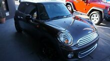 2012 Mini Cooper R56 MY12 RAY Brown 6 Speed Automatic Hatchback Concord Canada Bay Area Preview