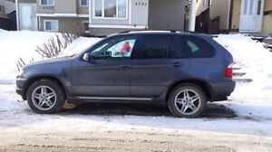 IN WINDSOR, ON 2003 BMW X5 SUV, Crossover