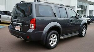2013 Nissan Pathfinder R51 MY10 ST-L Silver 5 Speed Sports Automatic Wagon Winnellie Darwin City Preview