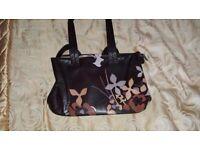 Leather Radley handbag