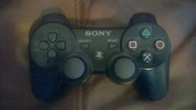 Playstation 3 official wireless control pad