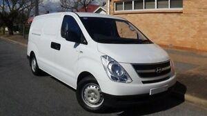 2013 Hyundai iLOAD TQ2-V MY14 Crew Cab White 6 Speed Manual Van Nailsworth Prospect Area Preview
