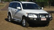 2013 Great Wall X200 K2 MY13 White 6 Speed Manual Wagon Winnellie Darwin City Preview
