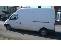 Man & Van services,call today for a fixed price quote....