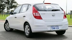 2010 Hyundai i30 FD MY10 SX White 4 Speed Automatic Hatchback Wilson Canning Area Preview