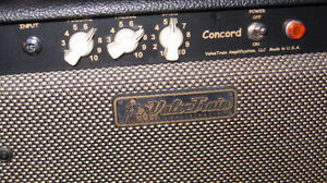 VALVETRAIN  CONCORD - PTP - HAND WIRED IN THE USA