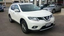 2014 Nissan X-Trail T32 TL X-tronic 2WD White 7 Speed Constant Variable Wagon Bridgewater Adelaide Hills Preview