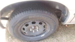 4-205/70/15 all season tires on caravan rims