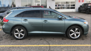 Toyota Venza All Wheel Drive