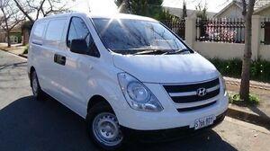 2014 Hyundai iLOAD TQ2-V MY14 Crew Cab White 6 Speed Manual Van Nailsworth Prospect Area Preview