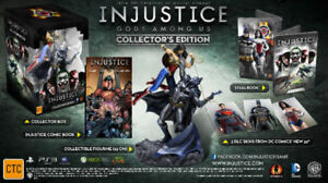 Injustice Collector's Edition PS3