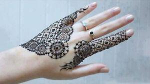 Simple beautiful and elegant henna designs Windsor Region Ontario image 5