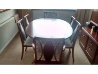 G plan dining furniture