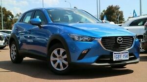 2016 Mazda CX-3 DK2W7A Neo SKYACTIV-Drive Blue 6 Speed Sports Automatic Wagon Wilson Canning Area Preview