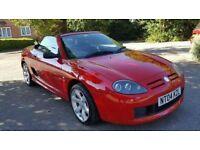 2004 MG tf Sport convertible