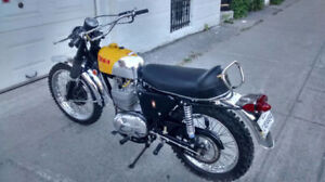BSA 441 Victor Special ***MINT***