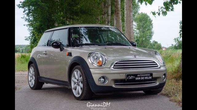 MINI One 1.4i met garantie