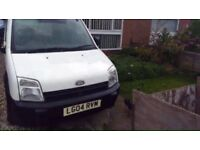 Ford transit connect 2004 diesel