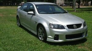 2011 Holden Commodore VE II SV6 Silver 6 Speed Sports Automatic Sedan Winnellie Darwin City Preview