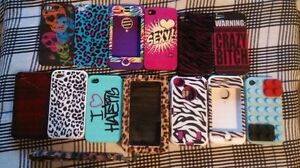Iphone 4 cases for sale $10 for all
