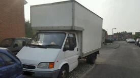 Man & van, Luton with tail lift Dartford