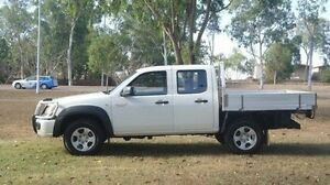 2011 Mazda BT-50 SDX White 5 Speed Manual Utility Winnellie Darwin City Preview
