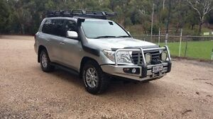 2008 Toyota Landcruiser VDJ200R GXL Silver 6 Speed Sports Automatic Wagon Bridgewater Adelaide Hills Preview
