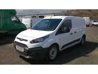 Ford Transit Connect 1.6 TDCI 95Ps D/CAB VAN EURO 5 DIESEL MANUAL WHITE (2015)