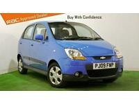 2008 (09) CHEVROLET MATIZ 1.0 SE 5DR Manual