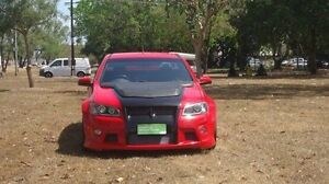 2010 Holden Ute VE MY10 SS Red 6 Speed Manual Utility Winnellie Darwin City Preview