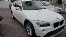 2010 BMW X1 E84 sDrive 20D Alpine White 6 Speed Automatic Wagon Concord Canada Bay Area Preview