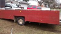 Selling a single axle trailer 8ft wide and 14ft long
