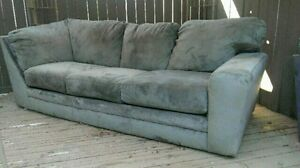 Grey Couch  London Ontario image 1