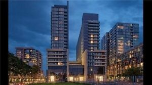Rarely Offered 2 Storey Condo With Lake And Cn Tower Views.