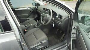 2012 Volkswagen Golf Grey Manual Hatchback Morwell Latrobe Valley Preview