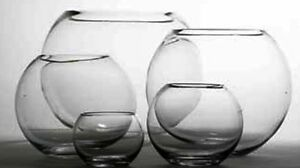 OASIS-GLASS-VASE-FISH-BUBBLE-BOWL-WEDDING-TABLE-CENTREPIECE-VASES-CLEAR-6-SIZES