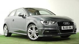 2015 AUDI A3 S LINE NAV TDI AUTO ONLY 13000 MILES 1 OWNER